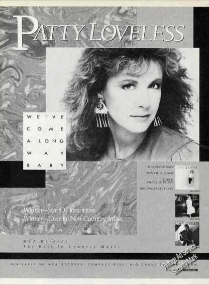 Patty Loveless Photo Music Albums (1989)