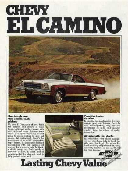 Chevrolet Chevy El Camino Car/pickup (1962)