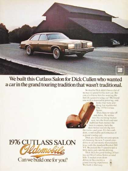 Oldsmobile Cutlass Salon (1976)