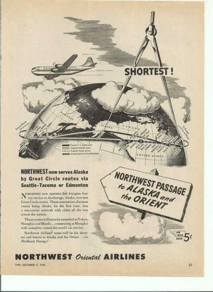 Northwest Oriental Airlines (1946)