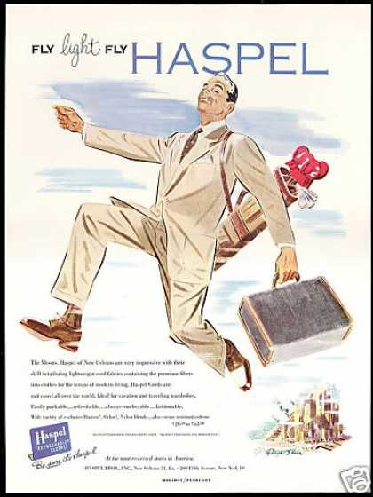 Haspel Mens Fashion New Orleans Golf Clubs (1954)