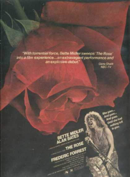 The Rose (Bette Midler)