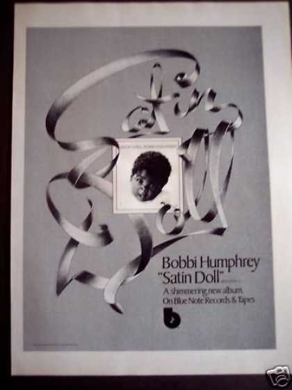 Bobbi Humphrey Satin Doll Music Promo (1975)