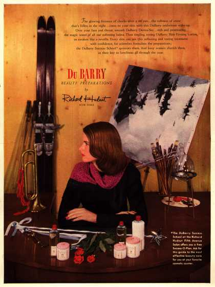 Richard Hudnut's DuBarry Special Cleansing Preparation – DuBarry Beauty Preparations (1946)