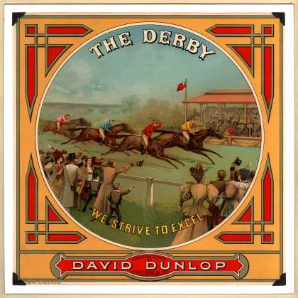 "David Dunlop's Tobacco – ""The Derby"""