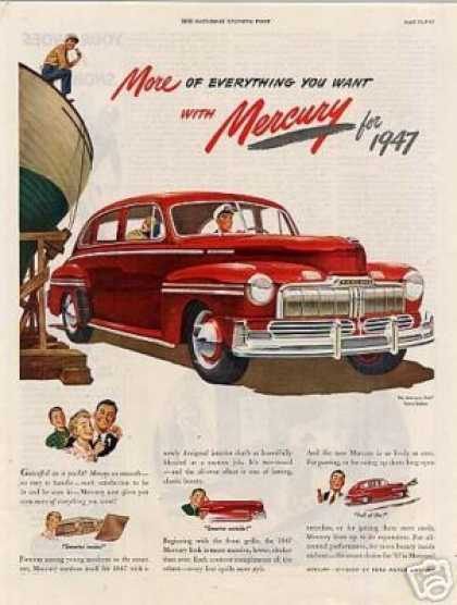 Mercury Car (1947)
