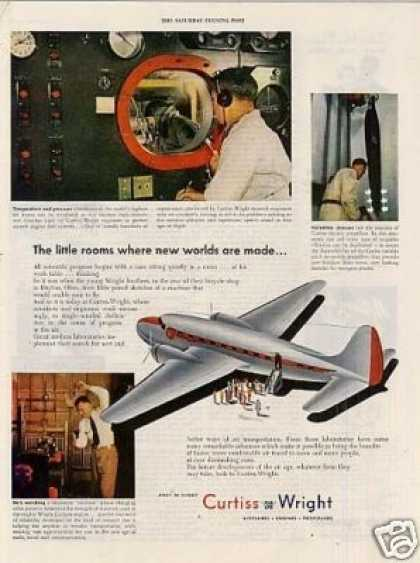 Curtiss Wright Aircraft (1945)