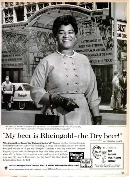 My beer is Rheingold (1959)
