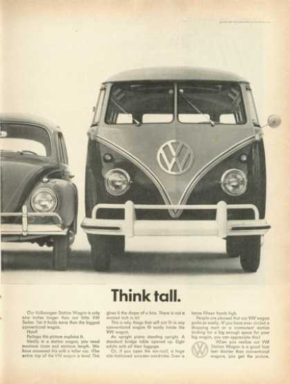 Vw Volkswagen Bus Station Wagon Van (1961)