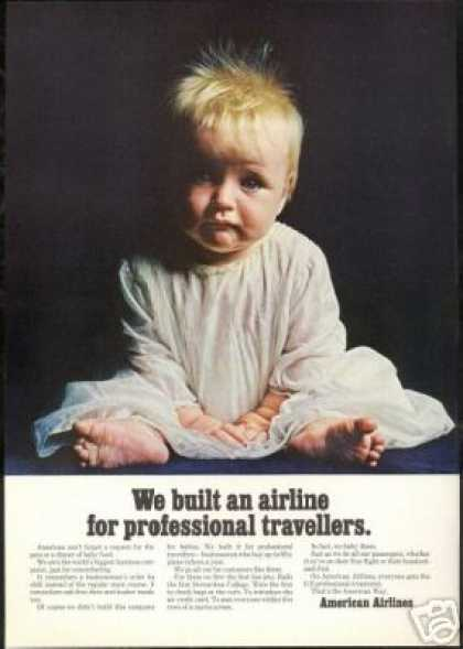 Vintage Airlines And Aircraft Ads Of The 1960s Page 2