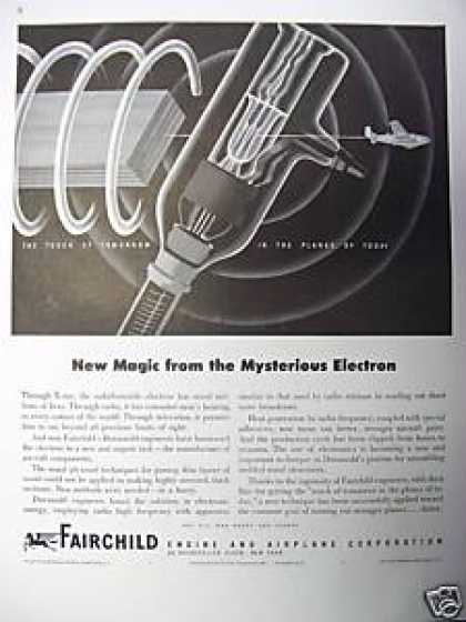 Fairchild Engine & Airplane Corp (1944)