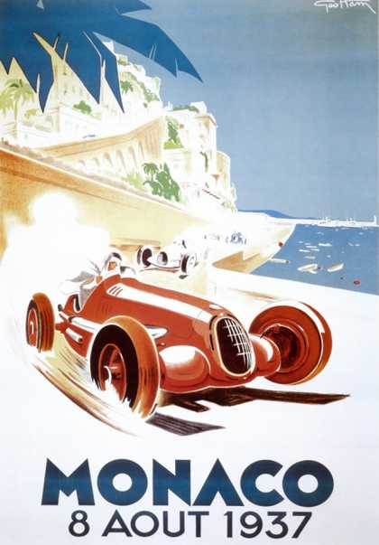 9th Grand Prix Automobile, Monaco (1937)