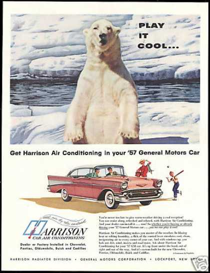 Chevrolet Bel Air Harrison Air Polar Bear (1957)