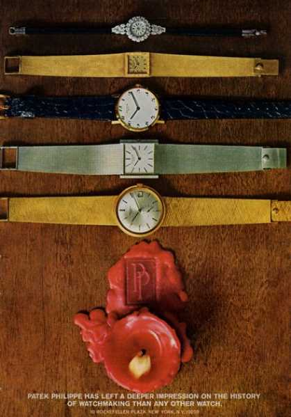Patek Philippe Watch (1965)