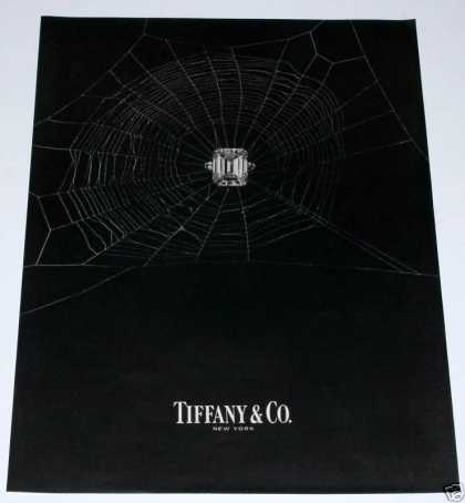 "Old , Tiffany & Co, ""Spider Web"" (1963)"