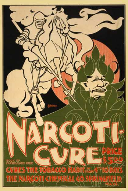 Narcoti-cure – William H. Bradley (1895)