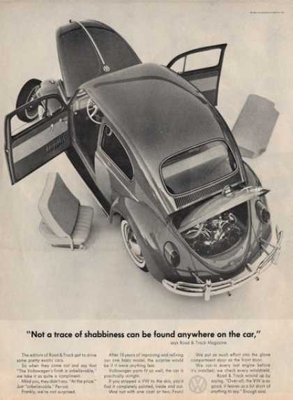 Volkswagon Vw Beetle Original T (1962)