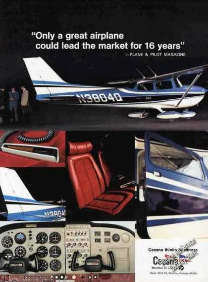 Cessna Skyhawk Nice Photos Airplane (1972)