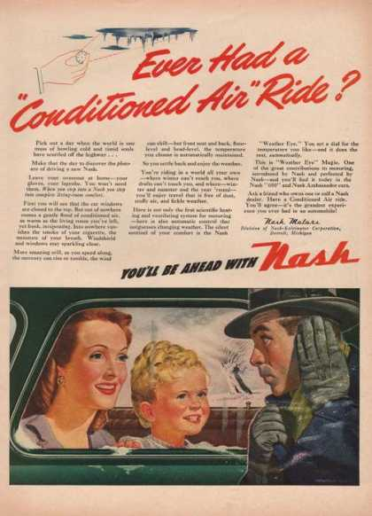 You'll Be Ahead With a Nash Car (1946)