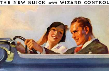 Buick Five-Passenger Convertible Phaeton, Model 58C, $1080 (1932)