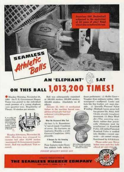 Seamless 580 Basketball Photos (1952)