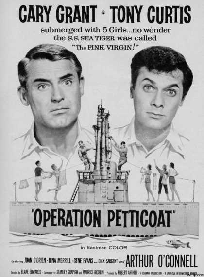 Universal's Operation Petticoat (1960)