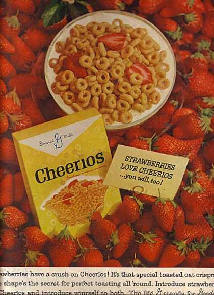 General Mill's Cheerios (1963)