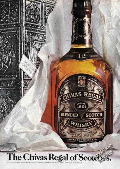 The Chivas Regal of Scotches Nice (1975)