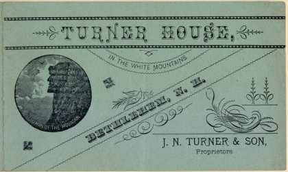 Turner House, White Mountain's hotel – Turner House