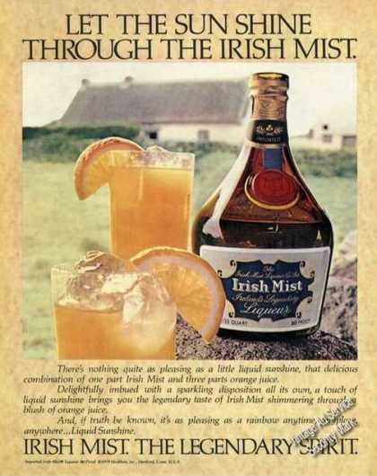 Let the Sun Shine Through the Irish Mist (1979)