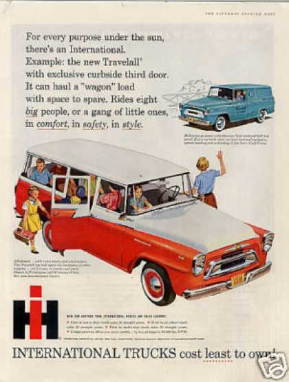 International Travelall (1958)