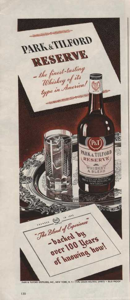 Vintage Alcohol Ads Of The 1940s Page 45