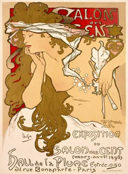 Salon des Cent (1896)