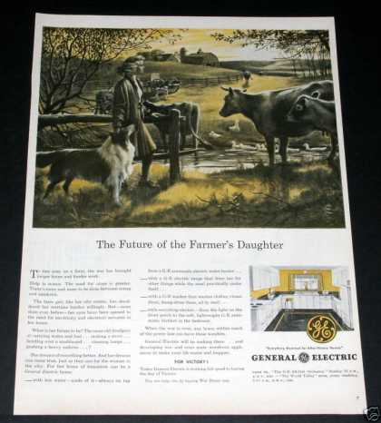Ge, Farmer's Daughter's Future (1944)