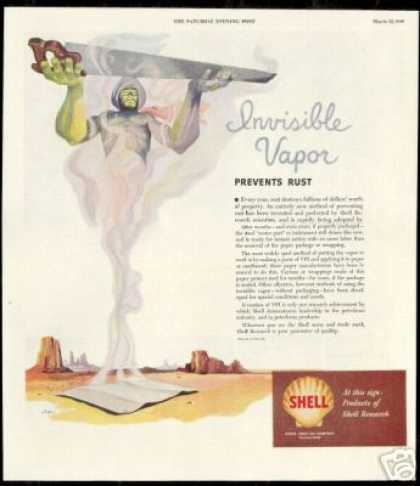 Magic Genie Siebel Art Shell Rust Inhibitor (1949)