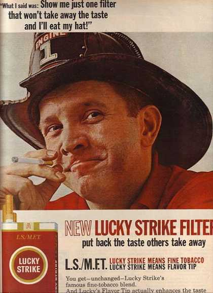 Lucky Strike (1965)