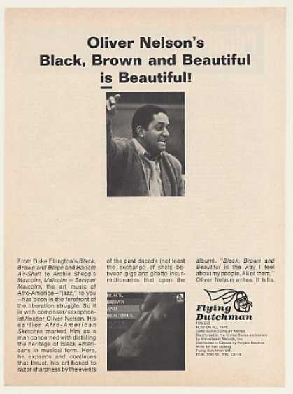 Oliver Nelson Black Brown and Beautiful (1970)