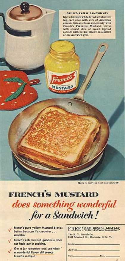 Vintage Food Advertisements Of The 1950s Page 22