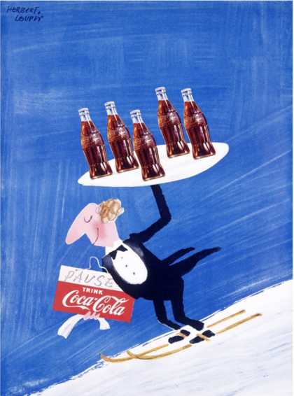 Coca-Cola Coke Ski