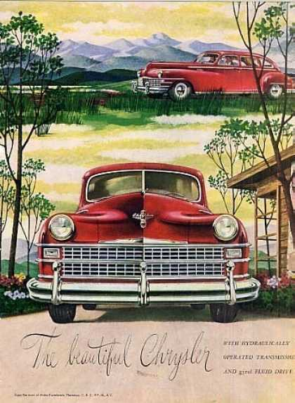 Chrysler Car (1946)