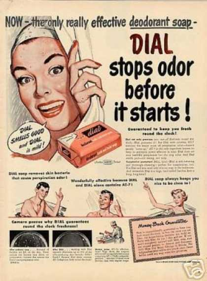 Dial Soap (1949)