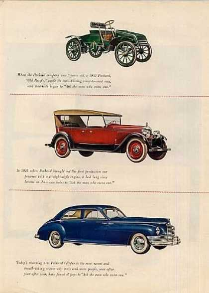 Packard Cars (1946)