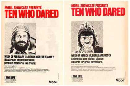 Mobil Showcase Presents – Ten Who Dared – Sold (1977)