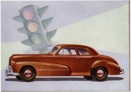 "Oldsmobile ""66"" Club Coupe (1946)"