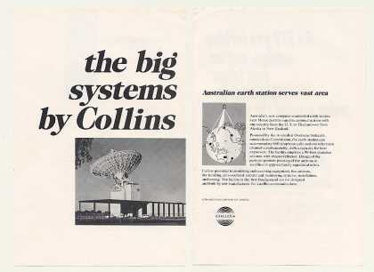 Collins Australia Earth Station Satellite (1968)