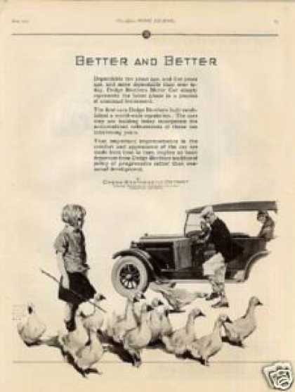 Dodge Brothers Car (1925)