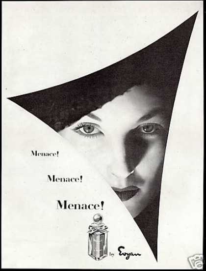 Evyan Menace Perfume Pretty Woman (1948)