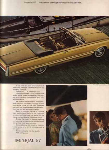 Chrysler's Imperial (1966)
