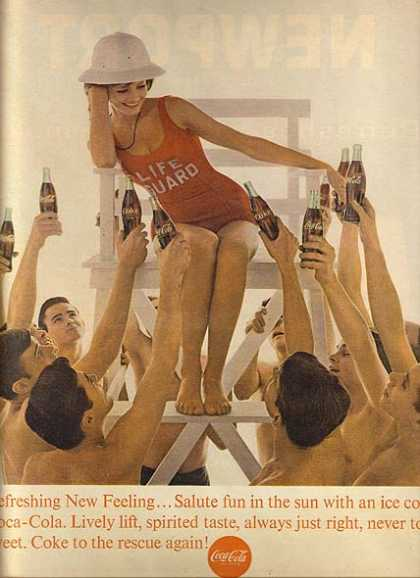 Coca Cola Company&#8217;s Coca-Cola (1963)