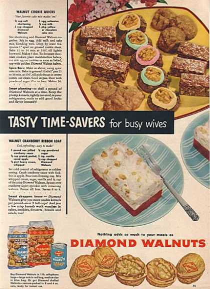 Diamond Walnuts (1953)